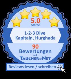 Unsere Berichte bei Taucher.Net